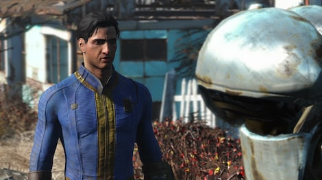Fallout 4: Game of the Year Edition Steam Key PC GLOBAL - gameplay - 23