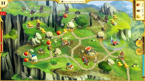 12 Labours of Hercules Steam Key GLOBAL - gameplay - 4