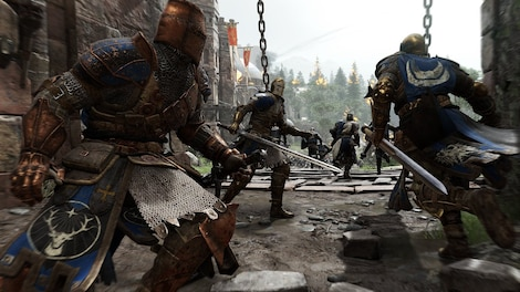 For Honor Uplay Key ROW - gameplay - 11