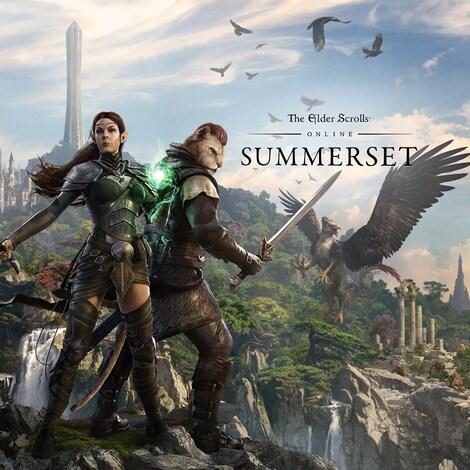 The Elder Scrolls Online: Summerset Upgrade The Elder Scrolls Online Key GLOBAL - screenshot - 12