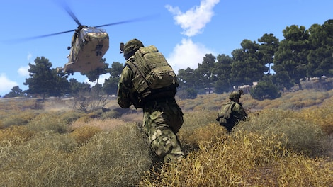 Arma 3: Limited Steam Key EUROPE - gameplay - 5