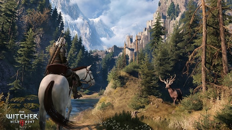 The Witcher 3: Wild Hunt GOG.COM Key GLOBAL - gameplay - 5