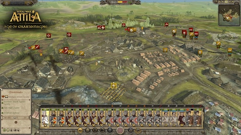 Total War: ATTILA - Age of Charlemagne Campaign Pack Key Steam RU/CIS - screenshot - 2