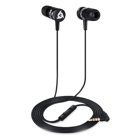 KLIM Fusion Earphones High Quality Audio + 5 years Warranty - Innovative: In-Ear with Memory Foam Black - product photo 3