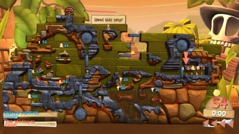 Worms Clan Wars Steam Key GLOBAL - gameplay - 7