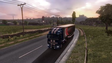 Euro Truck Simulator 2 Gold Edition Steam Key GLOBAL - gameplay - 2