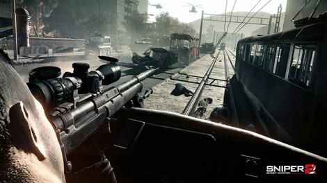 Sniper: Ghost Warrior 2 Steam Key GLOBAL - gameplay - 7