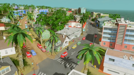 Cities: Skylines Deluxe Edition Steam Key GLOBAL - gameplay - 6