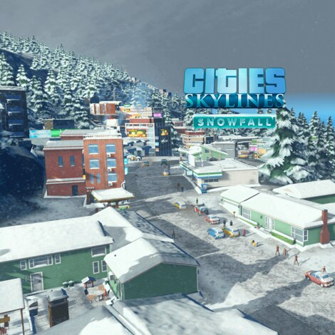 Cities: Skylines Snowfall Steam Key GLOBAL - screenshot - 17