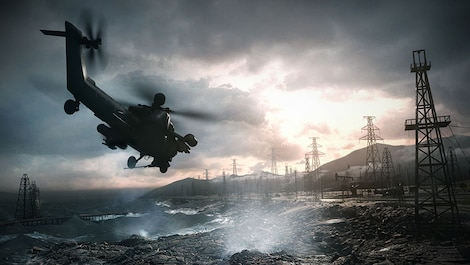 Battlefield 4 (ENGLISH ONLY) Origin Key PC GLOBAL - gameplay - 7