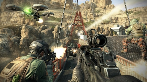 Call of Duty: Black Ops II Steam Key GLOBAL - jugabilidad- 7