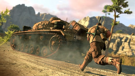Sniper Elite 3 Season Pass Key Steam GLOBAL - képernyőkép - 2