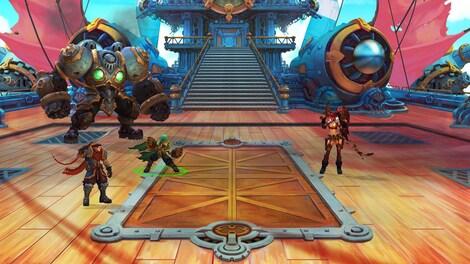 Battle Chasers: Nightwar Steam Key PC GLOBAL - rozgrywka - 9