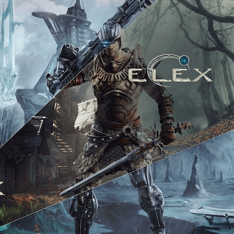 ELEX Steam Key GLOBAL - gameplay - 17
