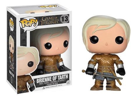 Funko Pop! Vinyl: Television - Game of Thrones - Brienne of Tarth