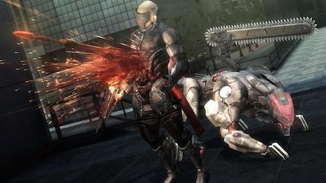 Metal Gear Rising: Revengeance Steam Key EUROPE - gameplay - 18