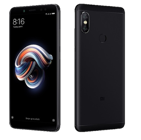 Xiaomi Redmi Note 5 32Gb Black Black Android Internal & Removable 64GB Smartphone