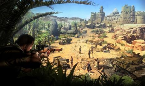 Sniper Elite 3 + Hunt the Grey Wolf Key Steam GLOBAL - screenshot - 17