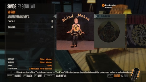 Rocksmith - Blind Melon - No Rain Key Steam GLOBAL - G2A.COM