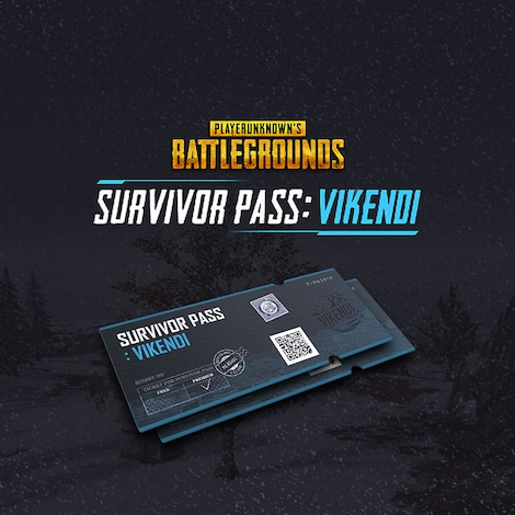 Pubg Survivor Pass Vikendi Steam Key Global G2a Com