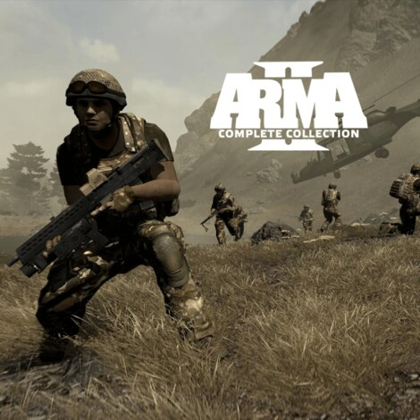 Arma 2: Complete Collection Steam Key GLOBAL - gameplay - 22