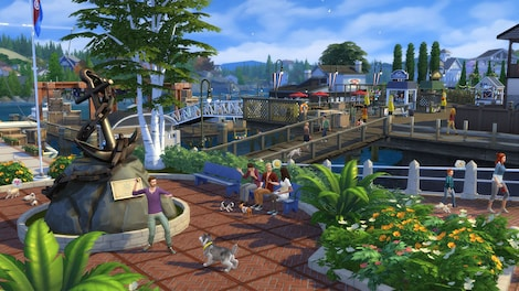 The Sims 4: Cats & Dogs Key Origin PC GLOBAL - screenshot - 4