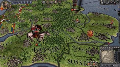 Crusader Kings II Steam Key GLOBAL - gameplay - 19