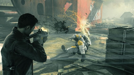 Quantum Break XBOX LIVE Key GLOBAL - gameplay - 4