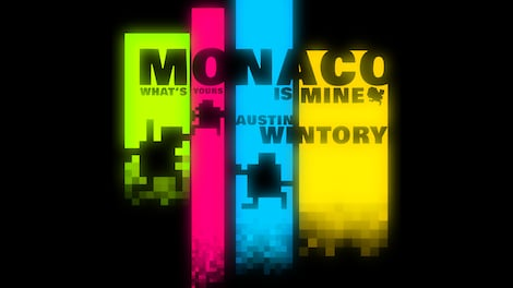 Monaco: What's Yours Is Mine - Soundtrack by Austin Wintory Key Steam GLOBAL - screenshot - 2