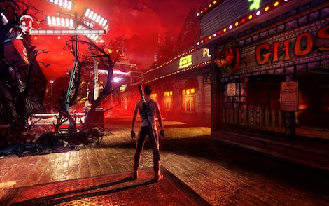 DmC: Devil May Cry Steam Key GLOBAL - gameplay - 3