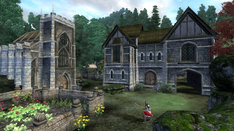 The Elder Scrolls IV: Oblivion Game of the Year Edition Deluxe Steam Key GLOBAL - gameplay - 5