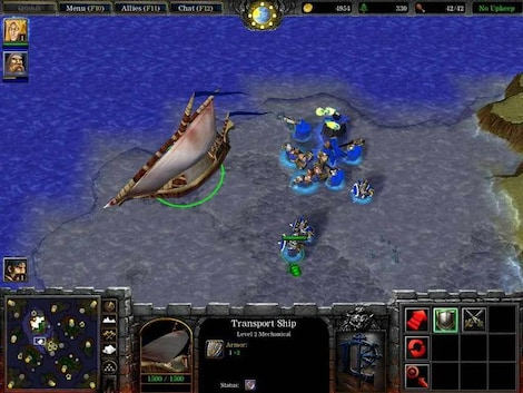 Warcraft 3: Gold Edition Blizzard Key GLOBAL