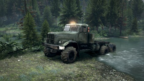 Spintires Steam Key GLOBAL - gameplay - 4