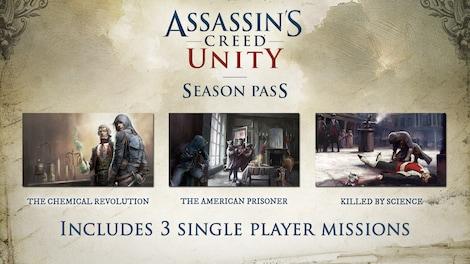 Assassin's Creed Unity Season Pass Uplay Key GLOBAL - screenshot - 15
