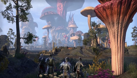 The Elder Scrolls Online: Tamriel Unlimited + Morrowind Upgrade Key The Elder Scrolls Online GLOBAL - screenshot - 5