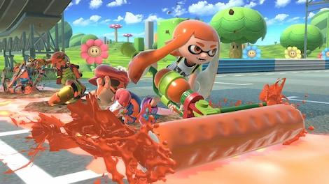 Super Smash Bros. Ultimate Nintendo Key Nintendo Switch EUROPE - gameplay - 6