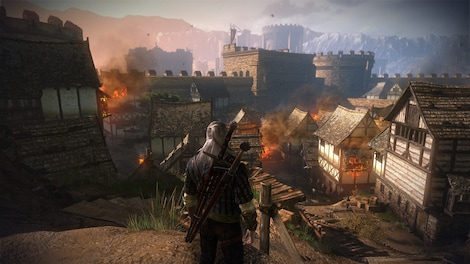 The Witcher 2 Assassins of Kings Enhanced Edition Steam Key GLOBAL - gameplay - 16