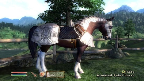 The Elder Scrolls IV: Oblivion Game of the Year Edition Deluxe Steam Key GLOBAL - gameplay - 29