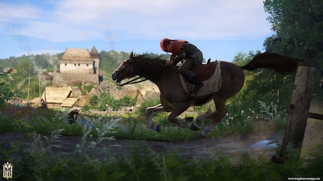 Kingdom Come: Deliverance Steam Key PC EUROPE - gameplay - 8