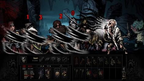 Darkest Dungeon Steam Key GLOBAL - gameplay - 19