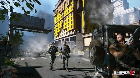 Sniper: Ghost Warrior 2 Steam Key GLOBAL - gameplay - 12