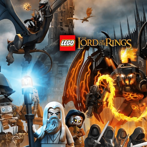 LEGO Lord of the Rings Steam Key GLOBAL - gameplay - 34
