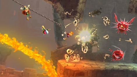 Rayman Legends Uplay Key GLOBAL - rozgrywka - 10