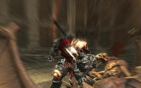 Darksiders Warmastered Edition Steam Key GLOBAL - gameplay - 7
