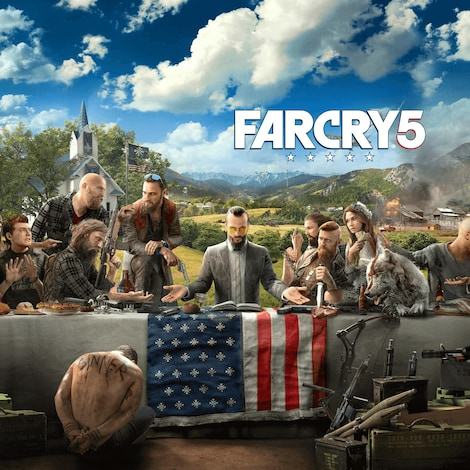 Far Cry 5 Uplay Key EUROPE - gameplay - 16