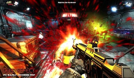 Dead Effect Steam Key GLOBAL - rozgrywka - 2