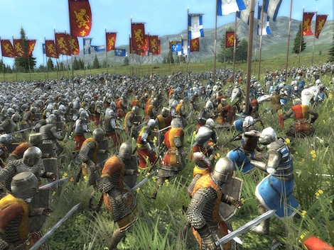 Medieval II: Total War Collection Steam Key GLOBAL