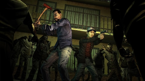 The Walking Dead: The Complete First Season PSN Key PS4 NORTH AMERICA - gameplay - 6