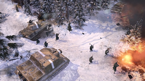 Company of Heroes 2 - The Western Front Armies Key Steam GLOBAL - screenshot - 11