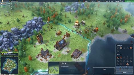 Northgard Steam Key GLOBAL - rozgrywka - 4